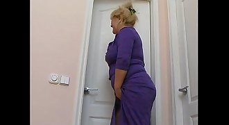 Russian mature and boy - more movies on www.69SexLive.com