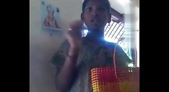 Tamil Young Hot Girl Showing Her Perfect Boobs To ShopKeeper - Wowmoyback