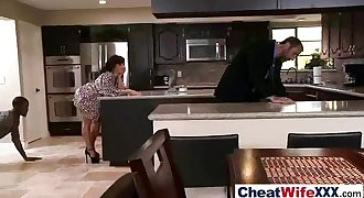 Hard Intercorse With (lisa ann) Superb Cheating Wife clip-21