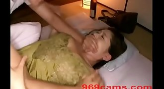 Japanese Wife Force Fuck While Sleeping - 969cams.com