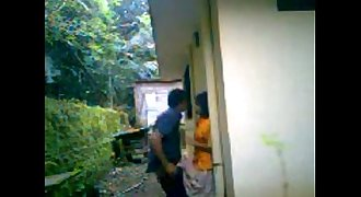 kerala mallu college paramours outdoor fuck in campus with audio
