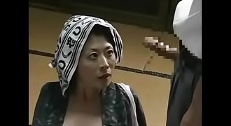 Japanese Sex Crazy Mom Fuck by Own Son